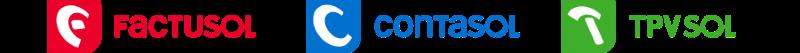 Productes Del Sol 800 - Factusol, Contasol, TPVSol